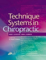 Technique Systems in Chiropractic артикул 13718d.
