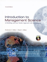 Introduction to Management Science: A Modeling and Case Studies Approach With Spreadsheets (+ CD-ROM) артикул 13576d.