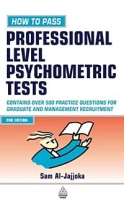 How to Pass Professional Level Psychometric Tests артикул 13584d.
