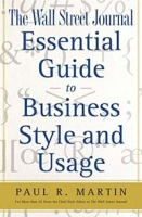 The Wall Street Journal Essential Guide to Business Style and Usage артикул 13603d.
