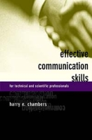 Effective Communication Skills for Scientific and Technical Professionals артикул 13605d.
