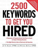 2500 Keywords to Get You Hired артикул 13635d.
