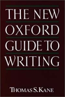 The New Oxford Guide to Writing артикул 13652d.