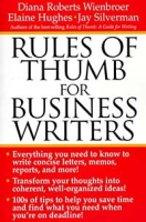 Rules of Thumb for Business Writers артикул 13654d.