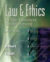 Law and Ethics in the Business Environment артикул 13694d.