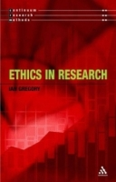 Ethics in Research (Continuum Research Methods Series) артикул 13720d.