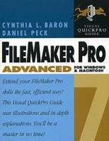 FileMaker Pro 7 Advanced for Windows and Macintosh : Visual QuickPro Guide артикул 13614d.