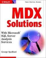 MDX Solutions: With Microsoft SQL Server Analysis Services артикул 13662d.