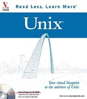 Unix: Your visual blueprint to the universe of Unix артикул 13693d.