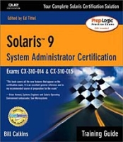 Solaris 9 System Administration Training Guide (Exam CX-310-014 and CX-310-015) артикул 13700d.